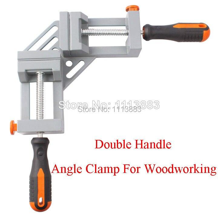 Double Handle Aluminum Alloy 90 Degrees Angular Splint Right Angle ...