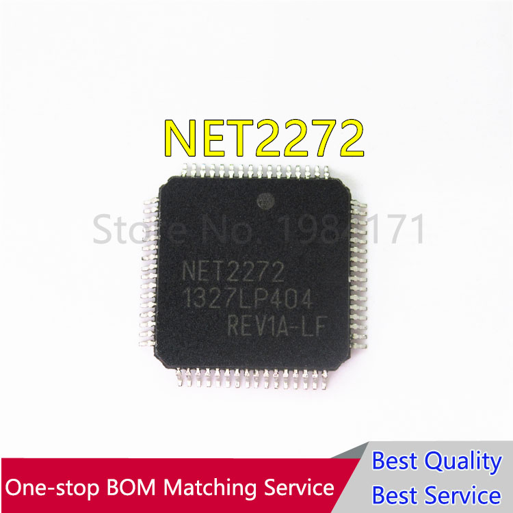 10pcs NET2272 NET2272REV1A LF NET2272 NET2272REV1A USB New