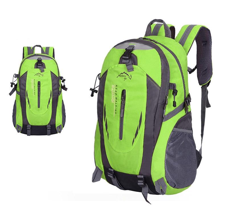 Brand Hot Sale Nylon Black Backpack Waterproof Men S Back Pack ... d07fee84962d3