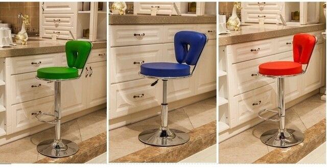 Blu nero sedile sedie mobili negozio casa sgabelli spedizione