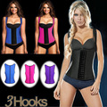 2017 New Hot latex Vest Neoprene Waist Trainer Blet Waist Body Shaper Waist Cincher Waist Corsets