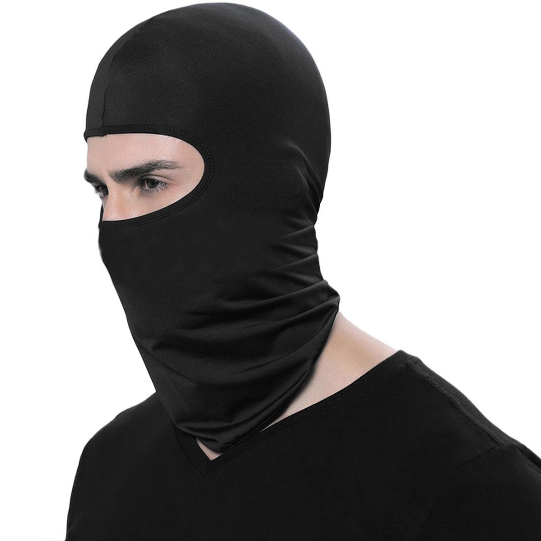 Masque Facial Ski Ultra Mince Protection Extérieure 3