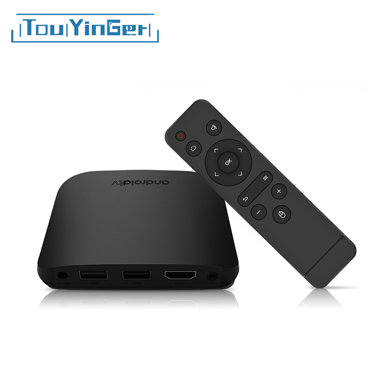 Touyinger Top-Box S905D Quad-Core Android Plus-W 4k Smart Amlogic Z3 M8S 1G 8G 1080p