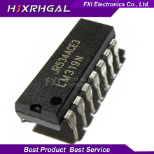 5pcs/lot LM319 LM319N DIP14-line high-speed dual comparator