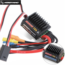 1pcs Original HobbyWing 18A ESC 1 18th Scale EZRUN 18A SL Brushless Motor Speed Controller