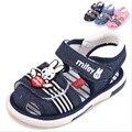 Verano 1 par boy/niñas sandalias longitud interior 12.5-15 cm, calidad estupenda kids shoes