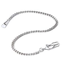 Черные/серебряные/золотистые высококачественные карманные часы с цепочкой, винтажные карманные часы с цепочкой и брелоками, часы, подарки для мужчин и женщин
