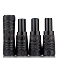 10 20 50 70pcs Black Serpentine Plastic Mini Empty DIY Lipsticks Containers Tubes Shell Lips Cosmetic