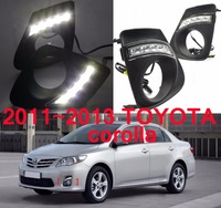 LED,2011~2013 Corolla daytime Light,Corolla fog light,Corolla headlight;vios,corolla,camry,Hiace,tundra,sienna,yaris