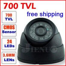 cctv camera 700tvlcmos best price cmos 960h high resolution video cameras indoor dome infrared sensor security surveillance