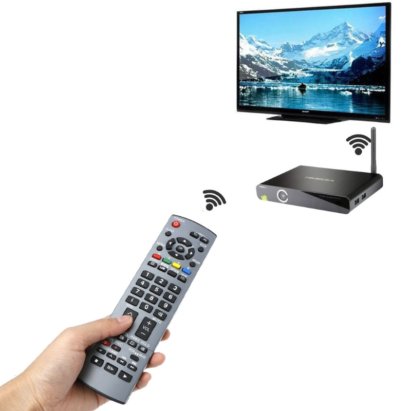 ALITER Remote Controller Replacement For Panasonic TV Viera