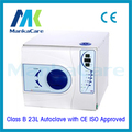 Manka Care - 23L Europe B Class Medical Dental Autoclave without Printer Lab Equipment Vacuum Steam Sterilizer Big Discount