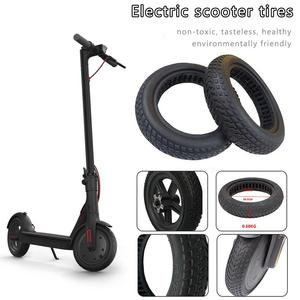 Image 2 - Durable Tire Electric Scooter Vacuum Solid Tire For Xiaomi M365 Pro 8.5Inch Explosion proof Shock absorbing Hollow Solid Wheel