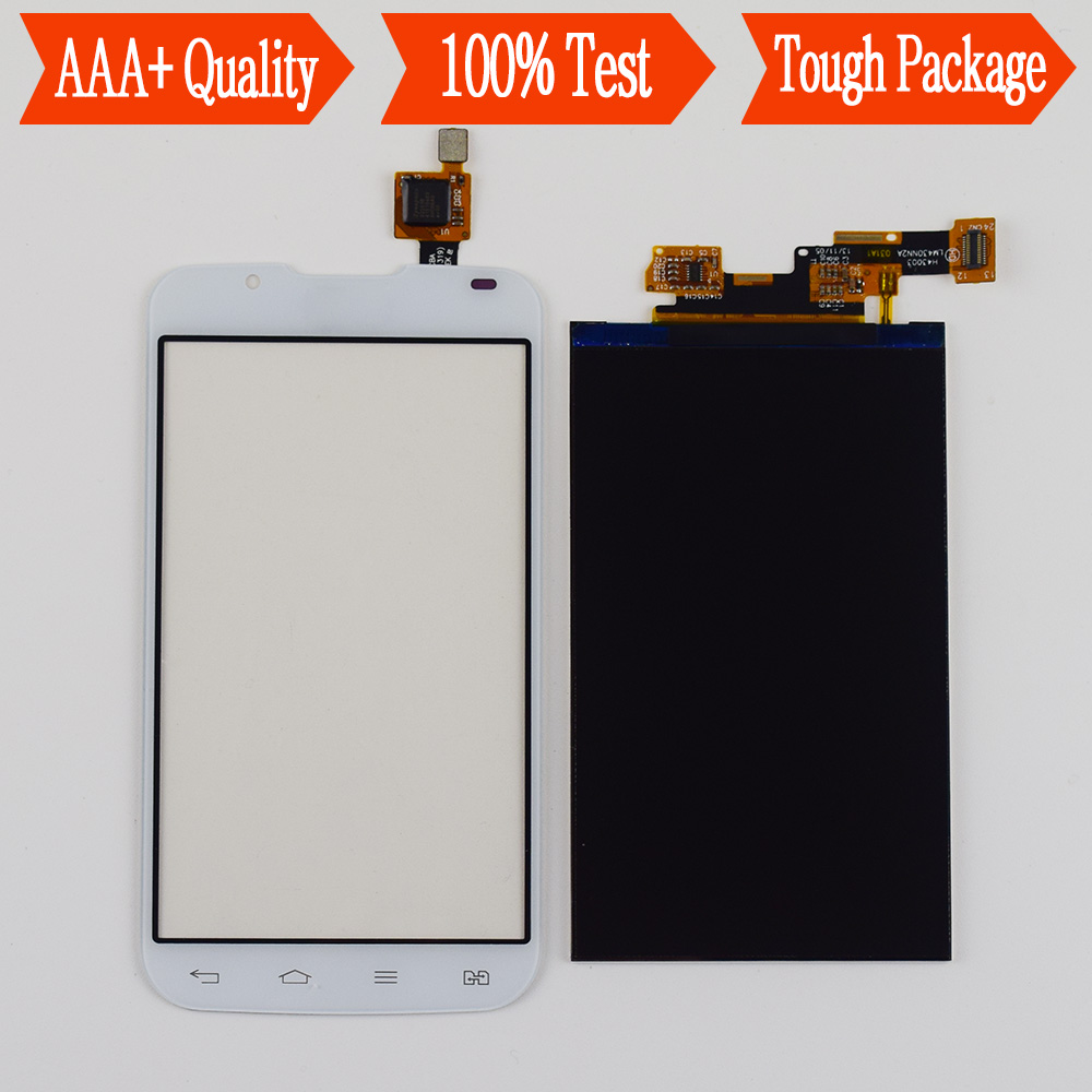 For LG Optimus L7 II 2 Dual P715 Touch Screen Digitizer Sensor Glass + LCD Display Panel Module MonitorFor LG Optimus L7 II 2 Dual P715 Touch Screen Digitizer Sensor Glass + LCD Display Panel Module Monitor