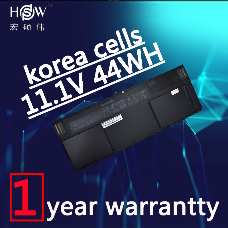 HSW New laptop batteries for HP OD06XL,HSTNN-IB4F,H6L25UT,EliteBook Revolve 810 Tablet,H6L25AA,698943-001, bateria hot sale new us keyboard for hp elitebook revolve 810 g1 with backlit