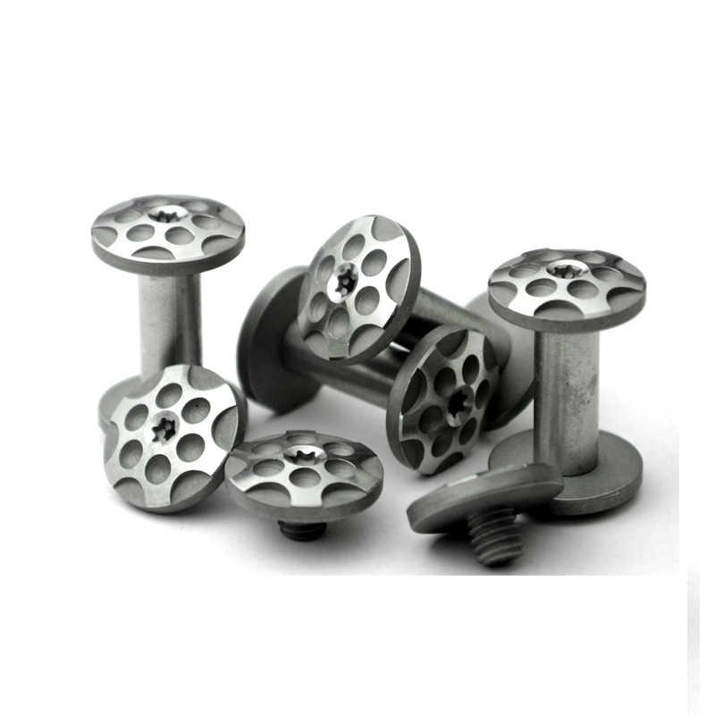 10 cái Súng Cao Su Bullet Làm Tổ mẫu inner hexagon Handmade Dao Xử Lý đinh tán vít