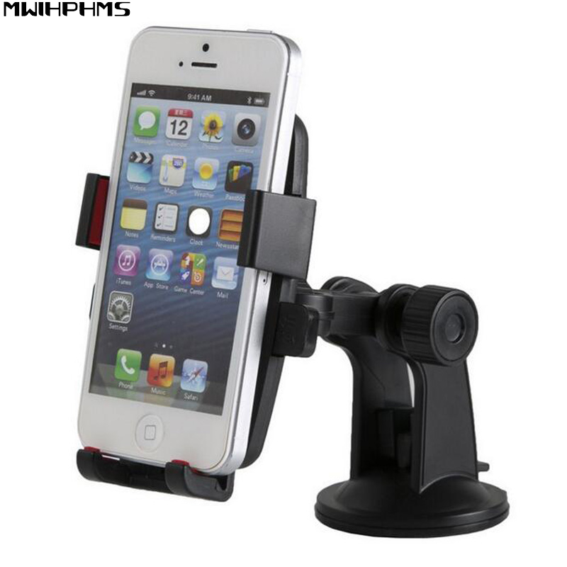 Držák mobilního telefonu s automatickým zámkem Univerzální navigační systém do auta Držák do auta Držák mobilního telefonu 360 Otočný držák do auta