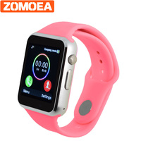 Bluetooth Smart Watch Sport passometer smartwatch con cámara de apoyo tarjeta SIM WhatsApp Facebook para Android xiaomi teléfono Corea