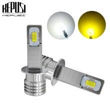 2x H1 Canbus Led Fog Light Bulb Auto Car Motor Truck Driving Daytime Running Light LED