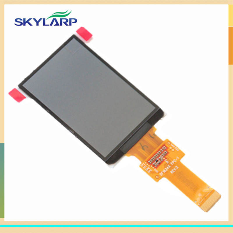 Original 2.6 inch LCD screen for DF1624X FPC-1 RE:V For GARMIN GPSmap 60Cx display panel (Without backlight) (without touch)