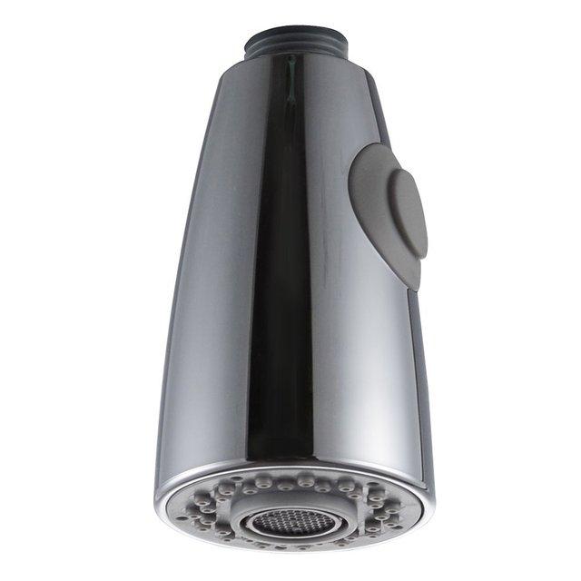 Chrom poliert Zwei funktionen Dual modell ABS Küchenarmatur Sprayer ...