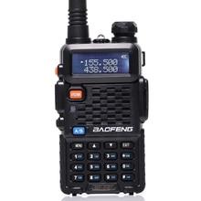 Baofeng UV F8+ Walkie Talkie Portable Radio Dual Band UHF&VHF UV-5R 136-174MHz&400-520MHz 5W Two Way Radio