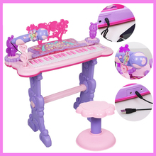 Baby Toy Educational Musical Instrument Child Large Electric Playing Keyboard Piano Beginners Kids Instruments Birthday Gift