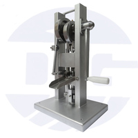 Manual Single punch tablet press/ pill press machine / pill making / (lightest type) TDP 0 /hand operated / mini type 20KG
