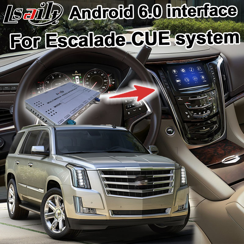 Android navigation box for Cadillac Escalade etc Intellilink Mylink