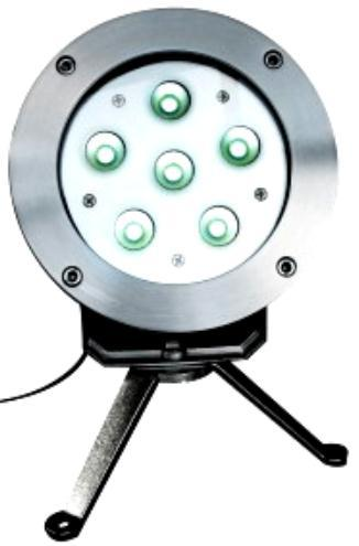 IP68 304  stainless  underwater led lights ,18w Pool light for swimming or pool light  decoration