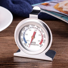 цены на Family food meat dial stainless steel oven thermometer thermometer happy gift high quality kitchen tools в интернет-магазинах