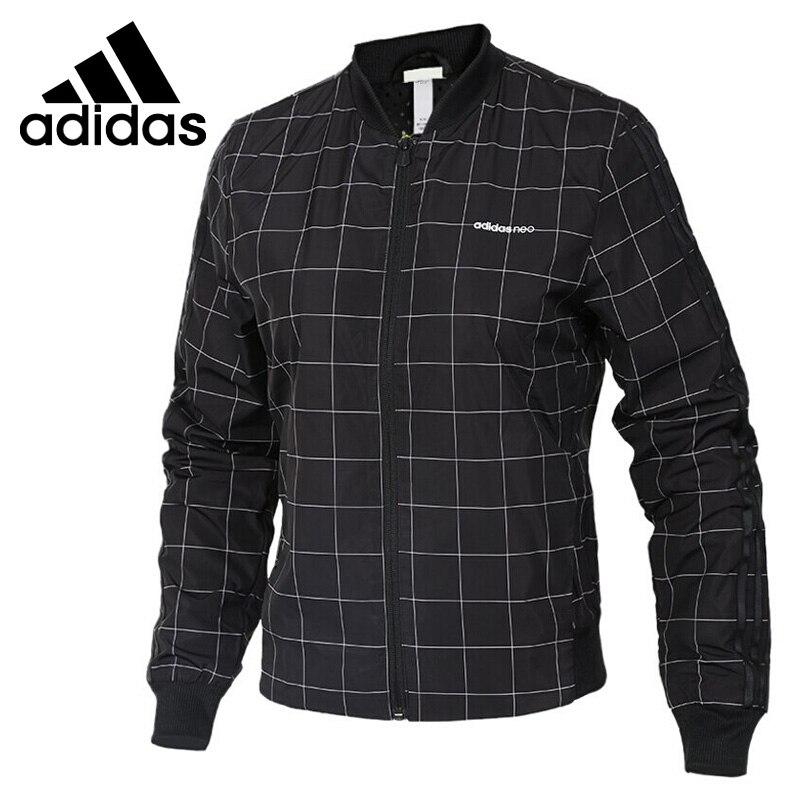 Original New Arrival Adidas NEO Label W AOP WB Women's jacket Sportswear термопот convito wb 16