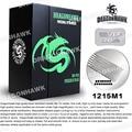 50PCS Disposable Sterilized  Tattoo Needles 1215M1 Silver Series Hot Sale Tattoo Supplies