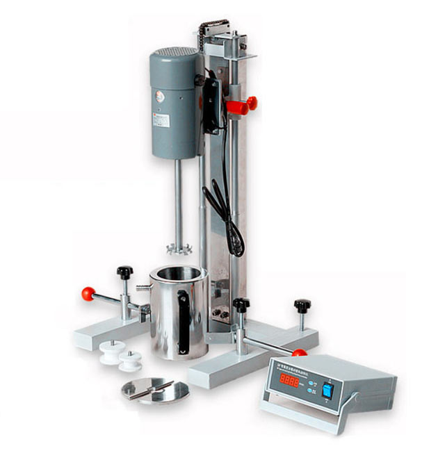 все цены на Standard Lab Mixer High Speed disperse mix grind Laboratory use Milling Disperser dispersion machine Fluid medium material