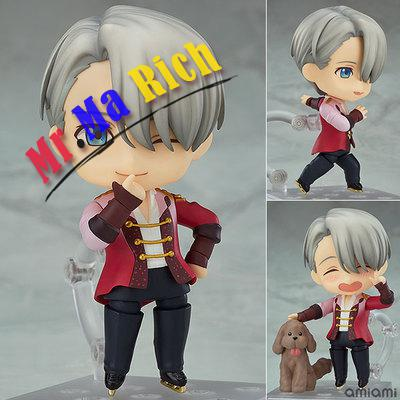 10cm YURI!!! on ICE YURI on ICE Victor Nikiforov Action figure toys collection doll Christmas gift with