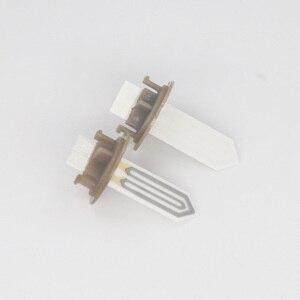 Image 2 - 10 pz/lotto Nuovo originale vape accessori di riparazione di Ricambio Riscaldatore di ceramica Lama per luso con iqos 3.0/multi 3.0 migliore qualità