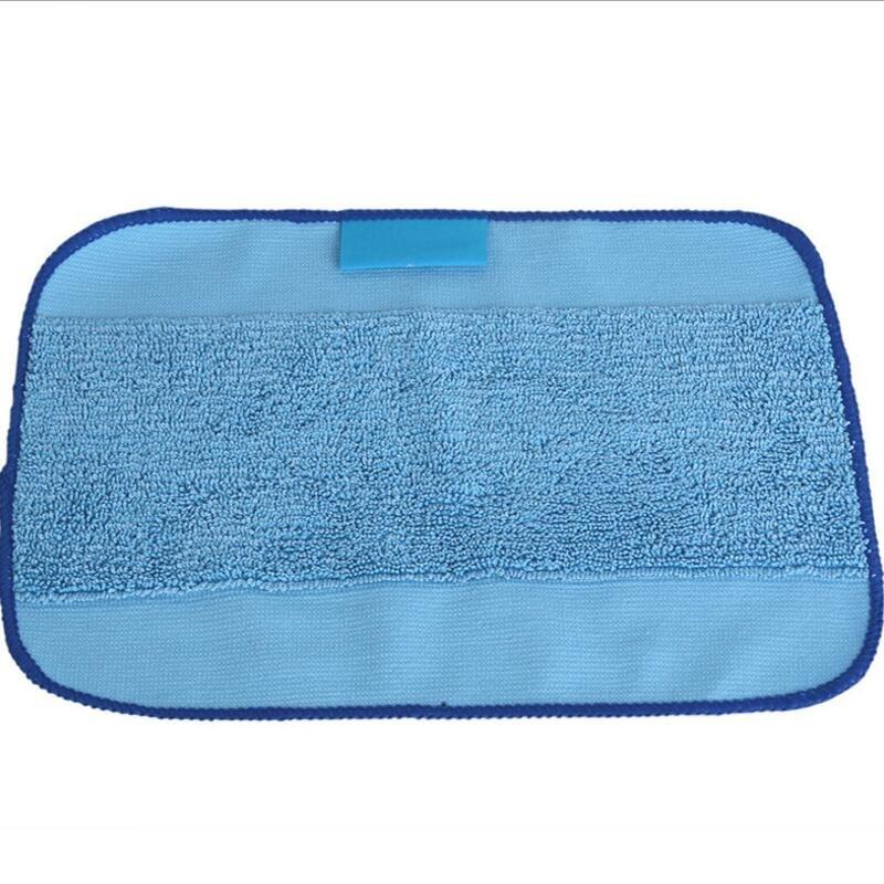 1pcs/Lot Microfiber Mopping Cloths for iRobot Braava 380 380t 320 Mint 4200 4205 5200 5200C Robot цена