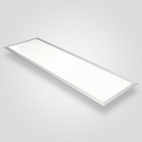8pcs ultra thin 72w led panel 1x4 led flat panel office shop ceiling light 120x30 replaces 2. Black Bedroom Furniture Sets. Home Design Ideas