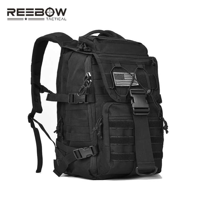 Military Tactical Backpack Army 3 Day Assault Pack Bug Out Bag Molle Laptop Backpacks Rucksack for 14 15 15.6 Laptops Daypack lqarmy 3 day expandable backpack with waist pack large rucksack tactical backpack molle assault bag for day hiking tan