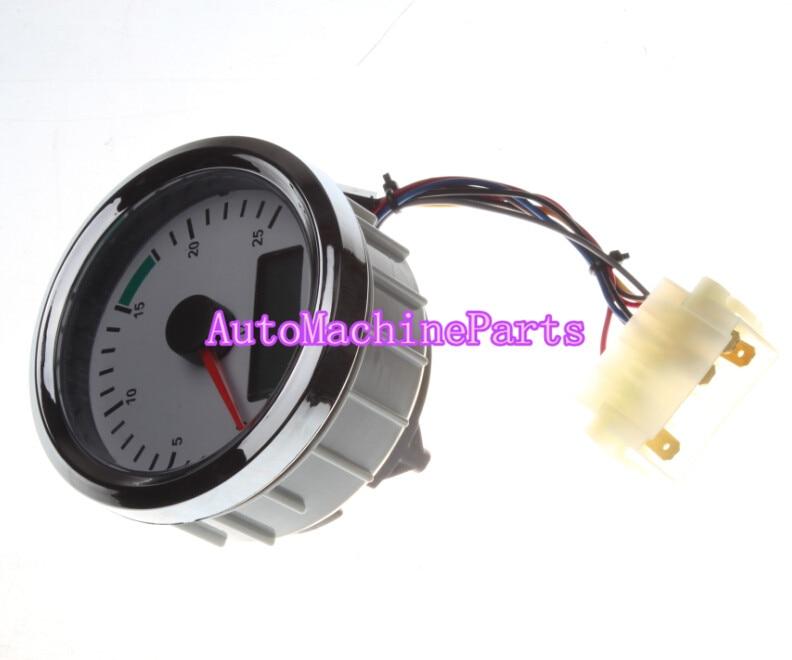 Gauge Tacho Hourmeter 704/50097 for JCB 4CX444 4CN444 4CN-4WS 3CX 4CXSM444 4C colosseo 70805 4c celina
