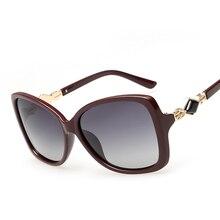 Popular party style  Classic NEW polarized sunglasses women   Brand designer fashion original Women's sun glasses Lady