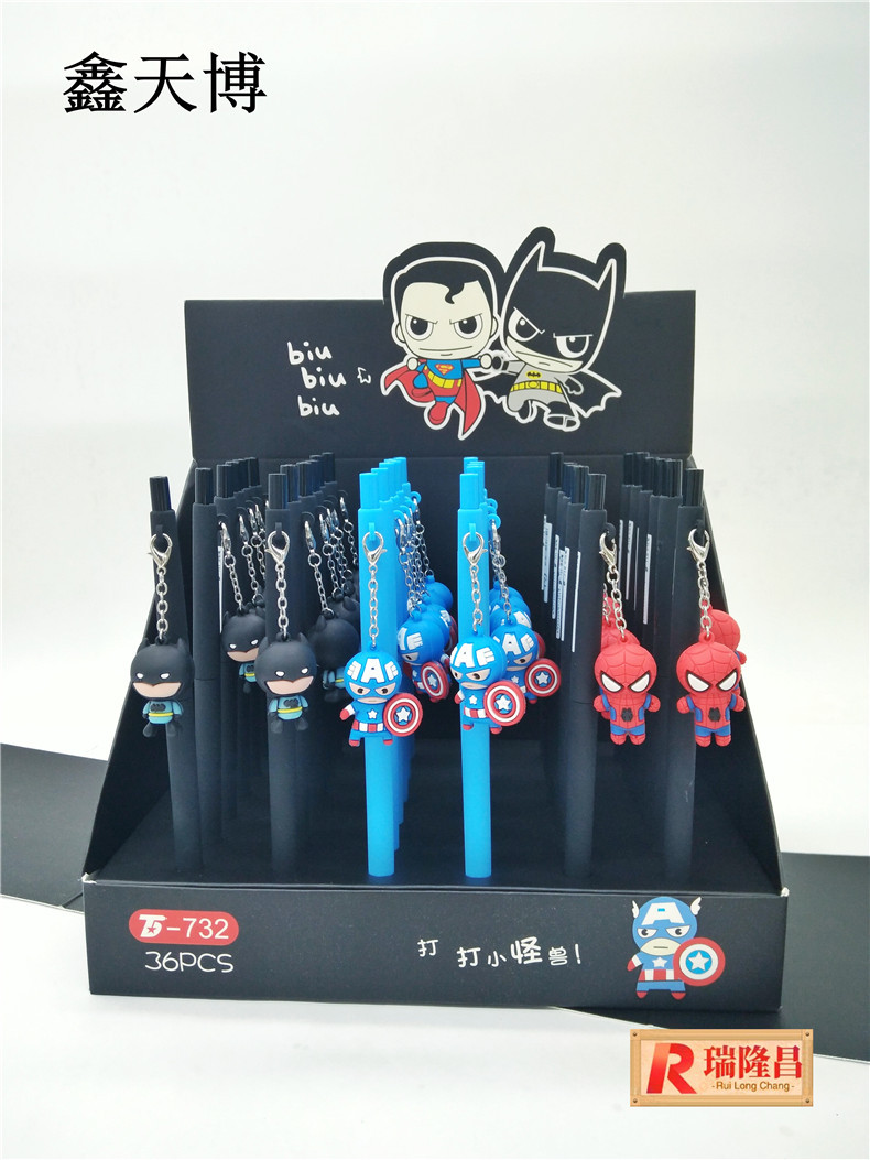 36 Pcs/1 Lot Kawaii Cartoon Mechanical Pencils School Office Supply Student Stationery Kids Automatic Pencil