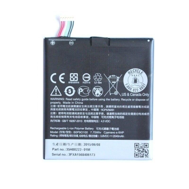 Seasonye 1pcs 2040mAh B0P9O100 / BOP9O100 Replacement Li-Polymer Battery For HTC Desire 612 D610 D610n D610t 610 612 D610n D610t