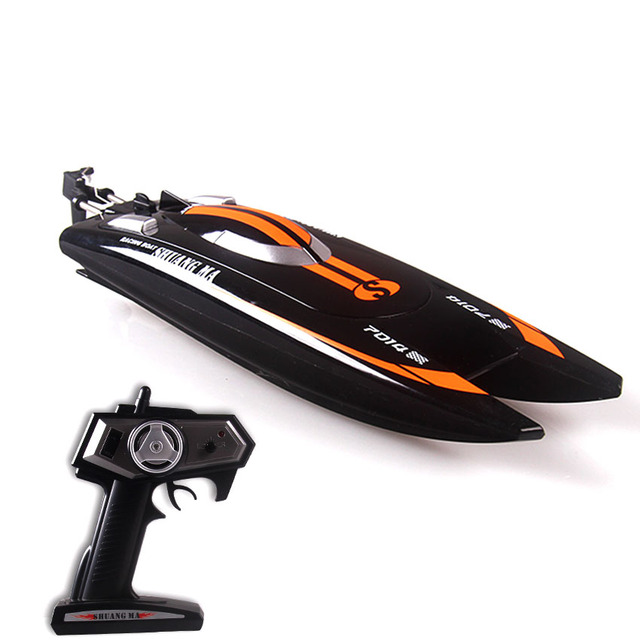 Water Cooled 2.4G Speedboat