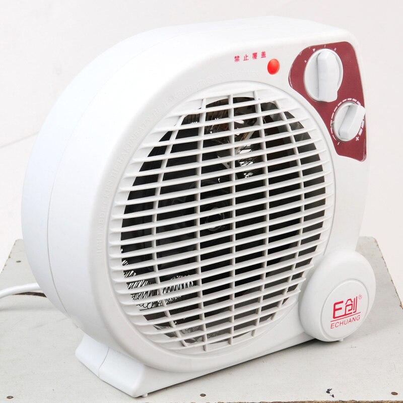 Hot New Mini freestanding Fan heater 3 gear Desktop bedroom living ...