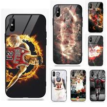68d052fa56a Vvcqod Jimmy Butler Bulls For Apple iPhone 5 5C 5S SE 6 6S 7 8 Plus