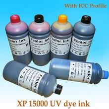Чернила для УФ-краски для XP-15000 XP15000 XP 15000, чернила для принтера 312XL 314XL, СНПЧ, чернила