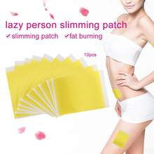 10/20/30Pcs Slimming Patches Lazy Person Fat Burning Toxin Eliminating Sleeping Slim Patches Weight Loss Slimmming Stickers(China)