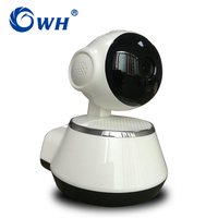 CWH 720P Wireless IP Camera With 1MP Resolution CCTV WiFi Cam With Audio And Max 64G