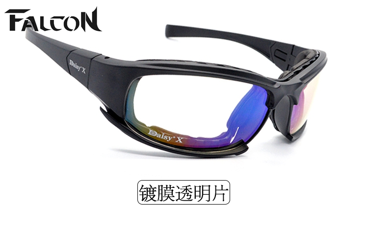 Caminhadas Eyewears c6 camo militar Óculos Óculos For   Hunting Shooting 3ac61f3804